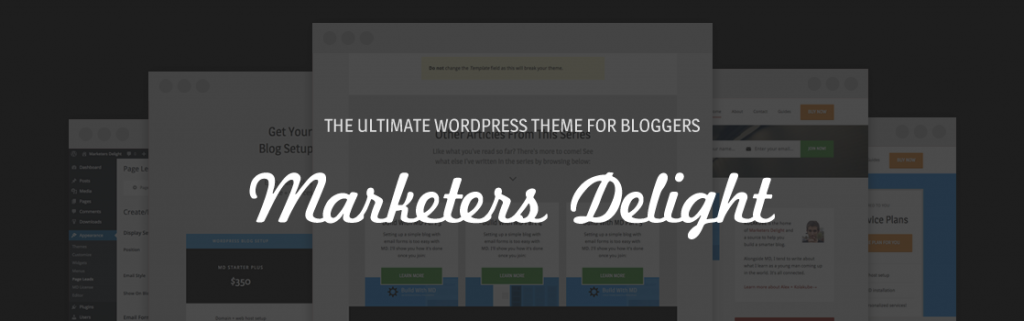 Marketers Delight for WordPress